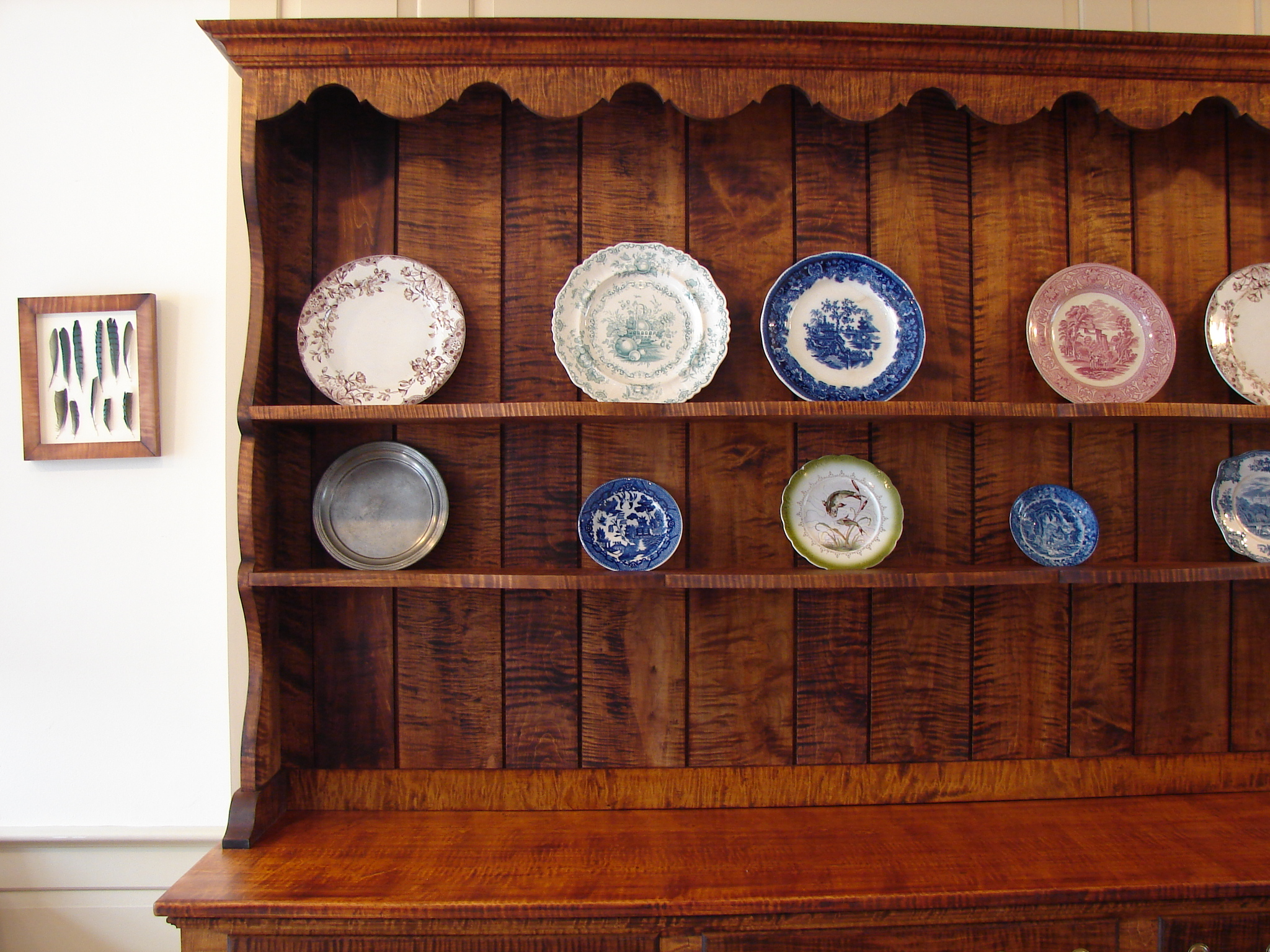 Plate Shelf Design